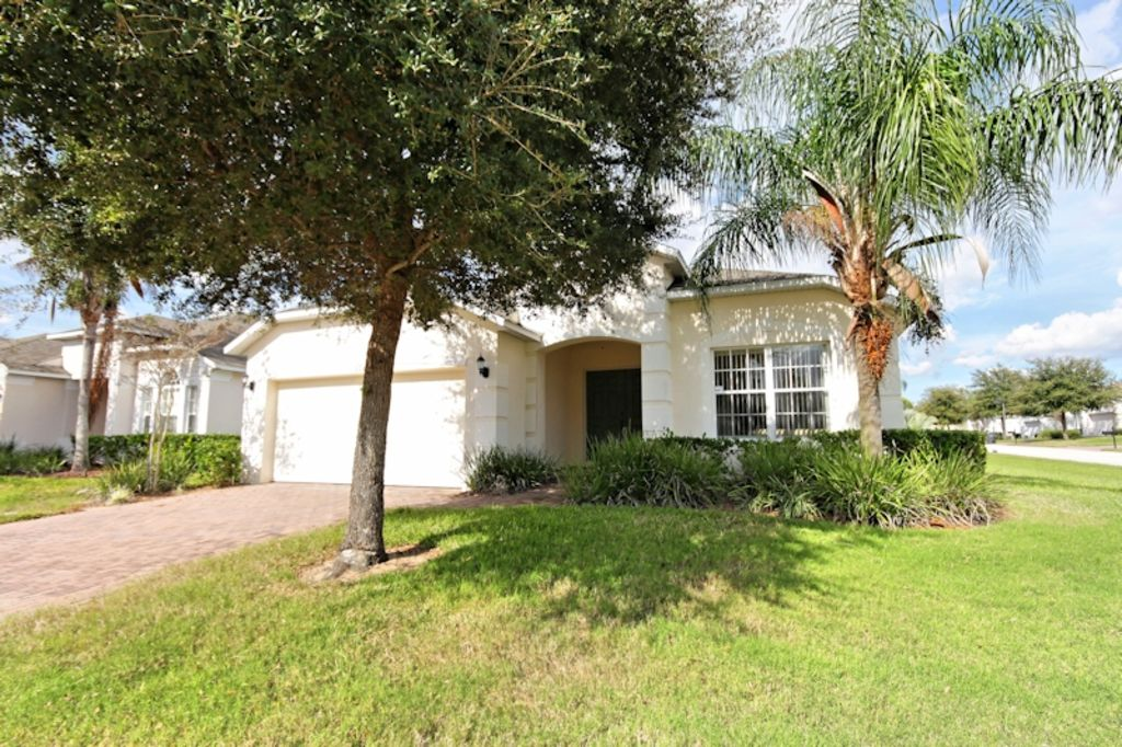 Cape Clear Pool Home In Gated Community With 2 Master