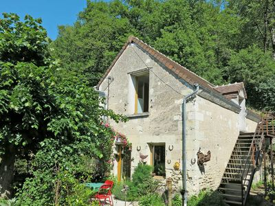 Photo for Vacation home Au Soleil Joyeux  in Chissay - en - Touraine, Valley of Loire and Indre - 4 persons, 2 bedrooms