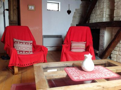 Photo for Cozy apartment in the heart of Briançon - 4 room apartment 8 people