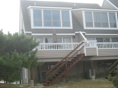 Photo for Bay View Lewes, Delaware with Beach, Pool, Tennis, and Fishing Pier
