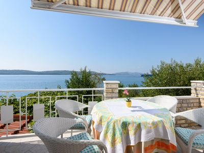 Photo for Apartment Mihaela  A2(4)  - Trogir, Riviera Trogir, Croatia