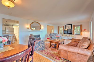 Map out your Cape Cod retreat to this charming 4-bedroom, 3-bath vacation rental