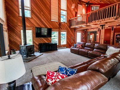 Photo for 5BR House Vacation Rental in Cascade, Idaho