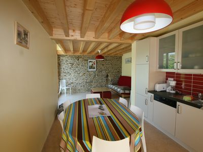Photo for Character cottage - indoor heated pool - close to Mont-Saint-Michel