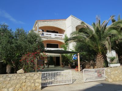 Photo for Apartments FRANKA (34436-A1) - Novalja - island Pag