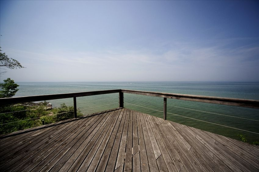 Great Views At Beach House On Lake Michigan Vrbo