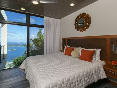 Over the top views from this romantic 1BR/1BA Luxury Villa