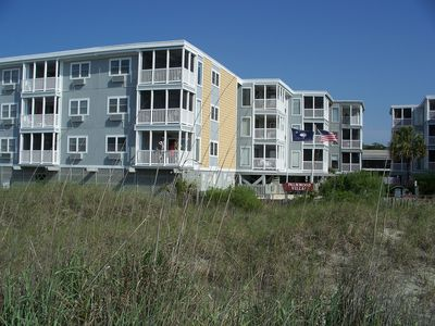 Photo for North Myrtle Beach Oceanfront Condo, 2nd Floor