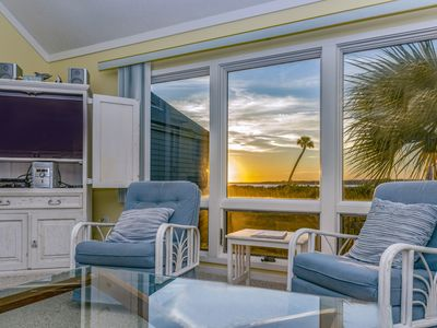 Photo for Spectacular Location 3BR, 3BA Beach Club Villa, Ocean View, Steps to Beach!