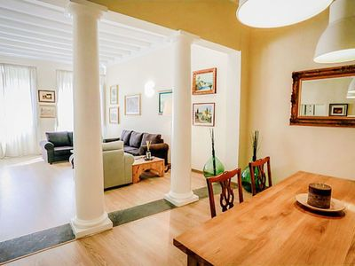 Photo for Beautiful apartment for 6 guests with A/C, WIFI, TV and parking