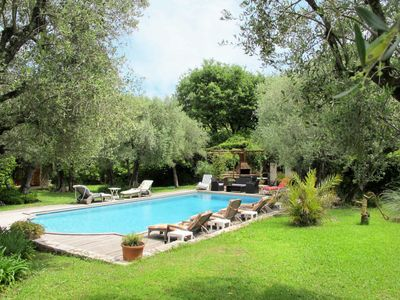 Photo for Vacation home Sensebal (VAB100) in Valbonne - 8 persons, 4 bedrooms