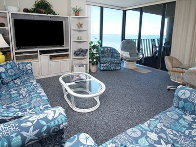 Photo for SEA CASTLE in North Myrtle Beach... popular oceanfront condos