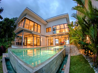 Photo for Amazing Ocean View Villa Gated Community Near Dominical