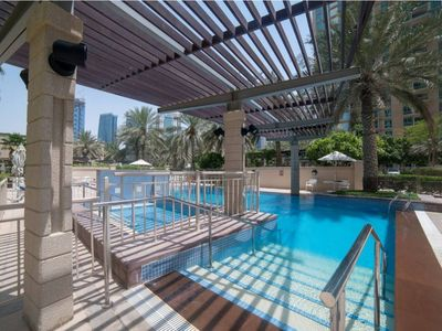 Photo for Amazing Marina view Apartment in Dubai Marina (Mesk Tower 607)