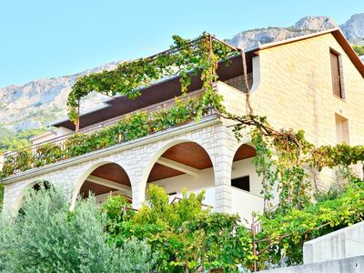 Photo for 2BR Apartment Vacation Rental in Pisak, Omis riviera