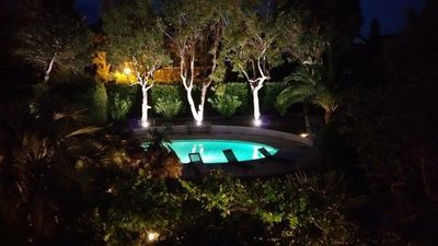 Photo for Magnificent villa in a peaceful location in BIOT