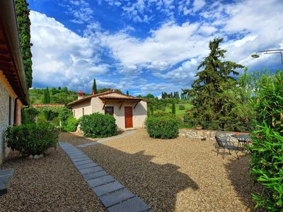 Photo for 2BR Apartment Vacation Rental in Bagno a Ripoli, Toscana