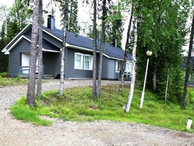 Photo for Vacation home Tunturinvieri m2  in Ylläsjärvi, Lappi - 6 persons, 1 bedroom