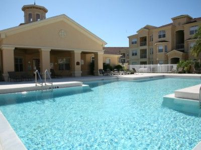 Luxury condo with pool close to Disney and championship golf courses.