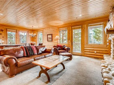 Photo for Black Bear Lodge #210: 2 BR / 3 BA condo in Park City, Sleeps 7