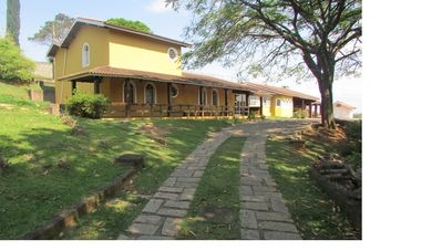 Photo for BEAUTIFUL HOUSE IN CLOSED CONDOMINIUM, VERY SPACE AND GARDEN FOR YOUR FAMILY AND YOU