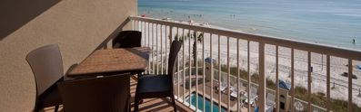 Photo for New Listing - Beachfront Condo-2Bed-2Bath-with Resort Amenities