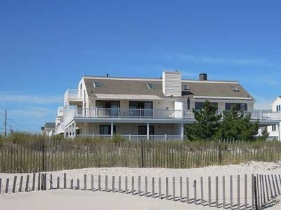 Photo for Beachfront Townhome in Townsends Inlet