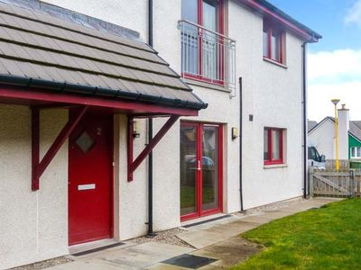 Photo for HILL VIEW APARTMENT, pet friendly in Aviemore, Ref 906247