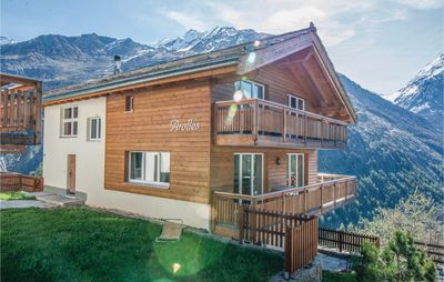 Photo for 5 bedroom accommodation in Saas-Fee