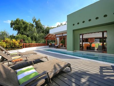 Photo for Villa Cherimoya in Sayulita with Private Pool and Easy Walk to Beach & Village