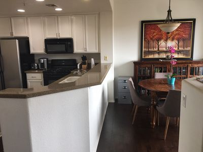 Photo for Spacious and brigt 2 BR/2.5 Bath in beautiful Playa Vista 0.5 miles to the beach