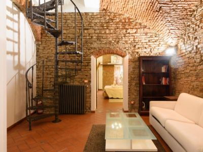 Photo for SUITE with a secret historical crypt in Florence Ponte Vecchio