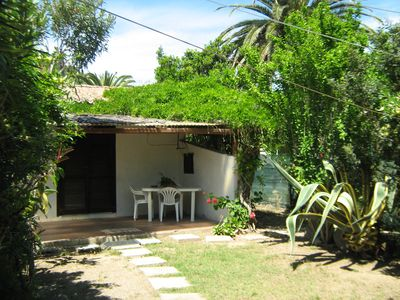 Photo for Agave house with garden a few meters from the beach