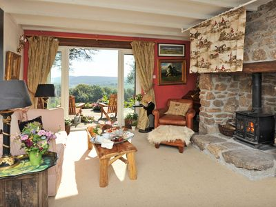 Photo for Dartmoor luxury lodge  set in the heart of the Dartmoor National Park