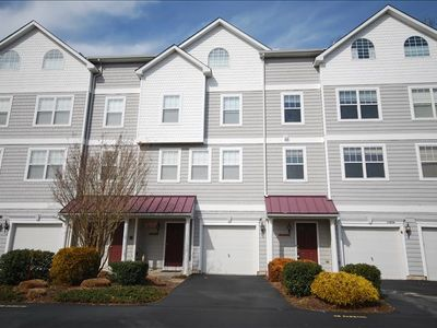 Photo for East of Highway One Edgewater Park Luxury Townhome With Community Pool!