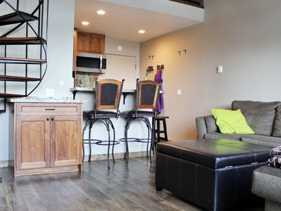 Photo for Lofted Studio at Tahoe Donner Lodge, Recently Remodeled. Access for Hiking, Biking, Swimming, Golfing and much More!