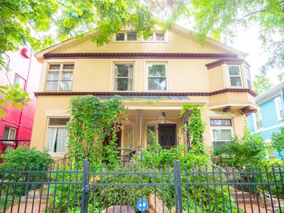 Photo for Downtown~Upscale~Affordable WalkScore96 Convenient Downtown Access VictorianRowH