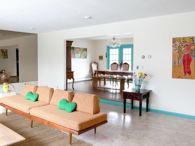 Photo for Spacious Space with character | Near Slopes | Fireplace | Private Pool