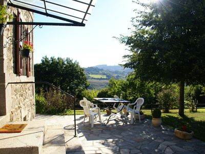Photo for Rural holiday home offering peace, nature and stunning views in south of France