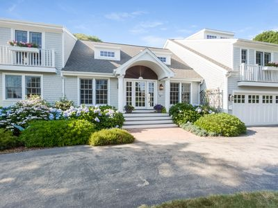 Photo for SPECTACULAR 5 BR/3BA  HOME - WALK TO  BEACH - WATCH HILL!
