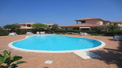 Photo for Recidence House with pool 2 km from the sea