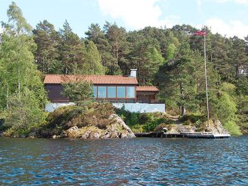 Vacation home Askøy  in Ask, Western Norway - 6 persons, 2 bedrooms