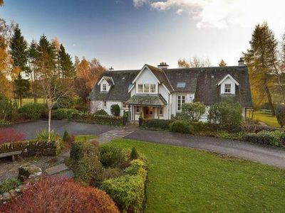 Photo for Villa, Crieff  in Perthshire - 10 persons, 5 bedrooms