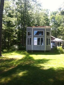 Photo for Spectacular Oceanfront House on Penobscot Bay