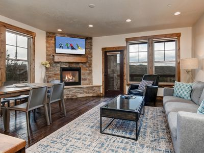 Photo for New Luxury 3BR Condo, Close to Deer Valley Gondola, Park City & Sundance Fest