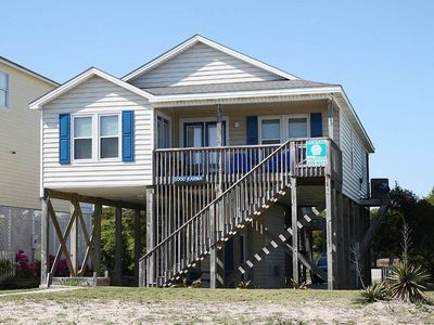 Photo for Good Karma: 4 Bed/2 Bath Home with Ocean and Canal Views