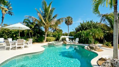 Photo for Sea Pearl - on the Canal in Anna Maria with heated pool. Pet friendly!