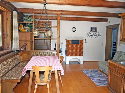 Photo for Vacation home Sternisa in Hirschegg - Pack - 8 persons, 3 bedrooms