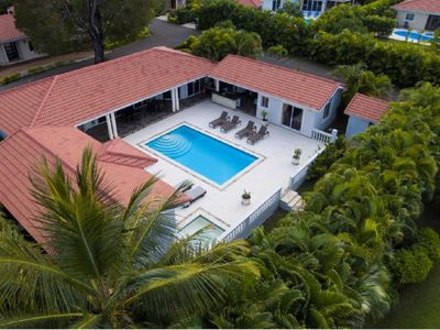 Photo for Sosua 4 Bedroom Villa, Sleeps 8