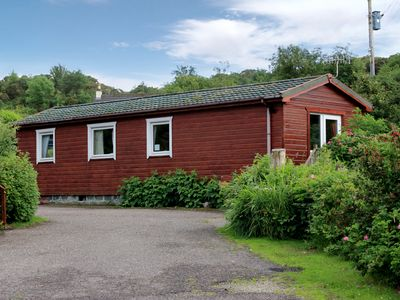 Photo for Cosy Lodge, Sleeps 4- close to Arisaig & the Beach